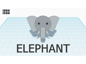 [1DAY_1CAD] ELEPHANT