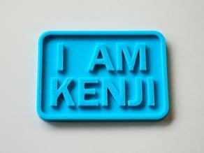 I AM KENJI