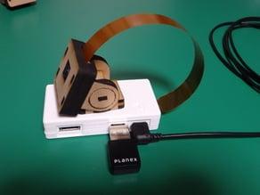 Laser Cut Raspberry Pi Camera Case