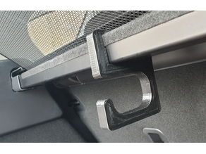 Mazda CX5 (2018) baggage hook