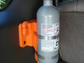 3rd Gen Toyota 4Runner Fire Extinguisher Holder for Cargo Area