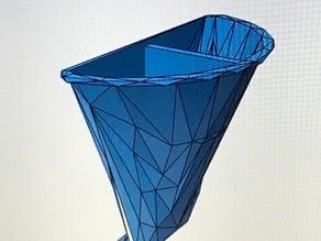 Yamaha R6 Funnel