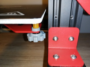 Alfawise U20 One bed knobs