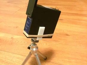 My Netgear PR2000 mini tripod mount