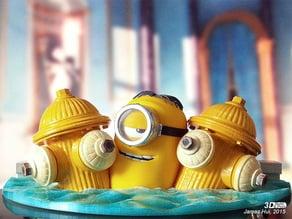 Minions: Stuart Hot Tub Fever