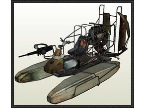 Half Life Air Boat