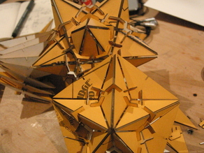 2nd stellation of the dodecahedron