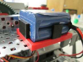 VEX Robotics 2000 mAh Battery Holder
