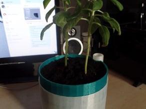 Self-Watering Flowerpot Large