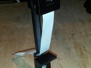 RasPi Cam Holder for Rebel II Printer