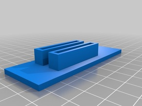 Brackets and holder for Arduino and RPi (Dremel CNC)