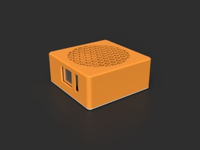 Orange Box Orange PI Zero case