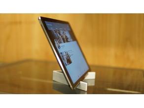 Pocket iPad Stand Parametrics - Functional Hinge