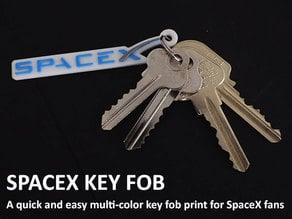 SpaceX Key Fob