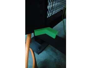 2mm Electrical Control Unit Inspection Door Stop