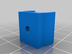 My Customized Clip for Cylindrical Objects