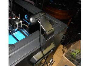 Logitech C170 Camera Mount for Flashforge Creator Pro
