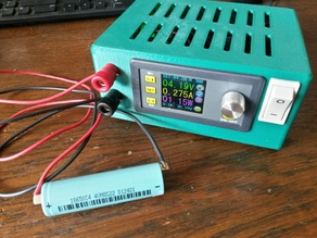 Small benchtop lab power supply 32V 5A