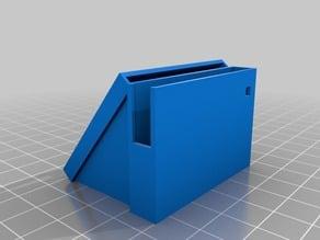 Mini PAL/NTSC screen enclosure
