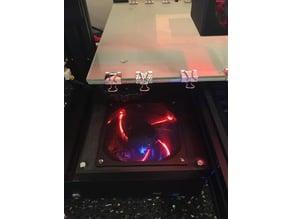 Ender 3 Motherboard FAN Upper Case 80mm