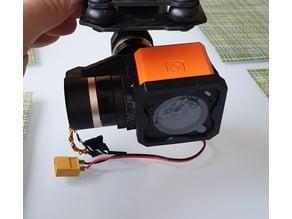 Runcam 3S adapter for Tarot T-3D IV Gimbal