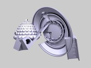 Printable Ball Mounting