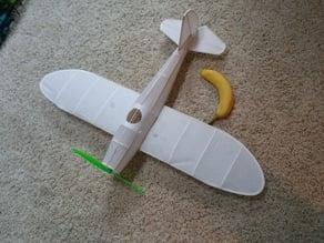 3d printed plane kit (P26a)