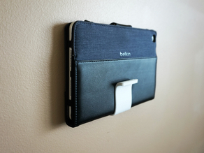 Wall mount multi purpose holder