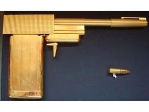 James Bond 007 Golden gun