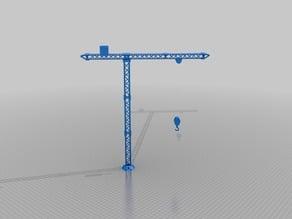 Micro-Crane: Constructed