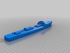 1/100 S-100 schnellboot (E-boat)