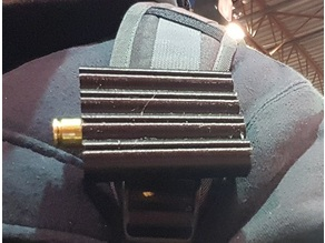 Ammo Clip for Backpack