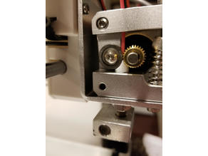 Aurora A3 Flexible Filament Guide