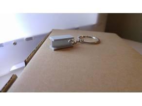 beam keychain