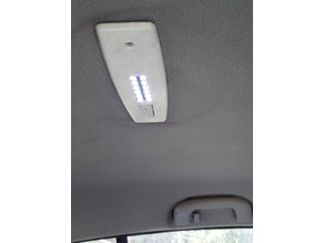 LED rear ceiling lamp for Opel Astra H