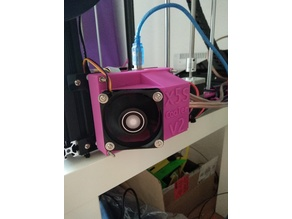 TronXY X5S Mainboard and Mosfet Cooling Case V2