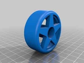 A949 drift wheel