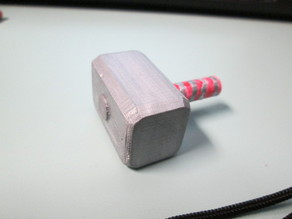 Mjolnir - Hammer of Thor Pencil Topper (First Creation)