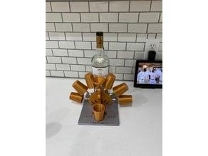 Drunk Turkey Thanksgiving Shot Dispenser