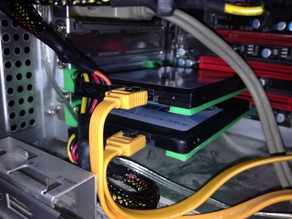 SSD Expansion Slot Mount