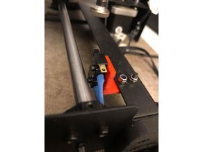 Z & Y limit switch adapter for Maker Select V2