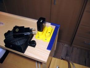 USB-Netzteilhalter