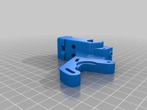 Voron Belted Extruder (Extra Tension)