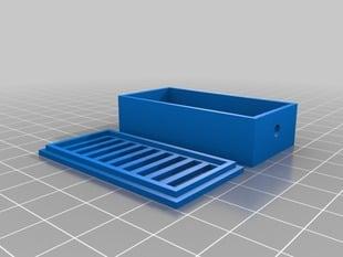 PLA Lubricator for Leapfrog