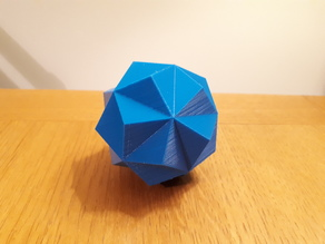 Small Triambic Icosahedron