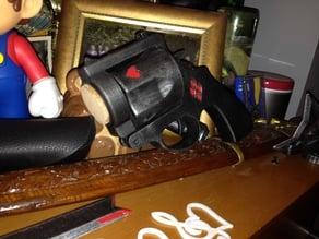 Harley Quinn Cork Gun