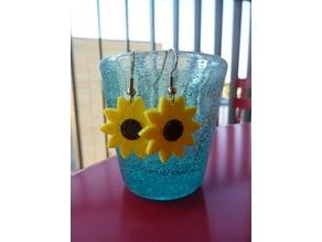 Sunflowers Earrings