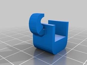 Whirlpool Microwave Model# WM8650XS rack holder