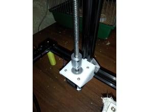 TronXY X3 Z Axis Motor Fittung