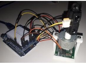 Arduino Radar(Stepper Motor)